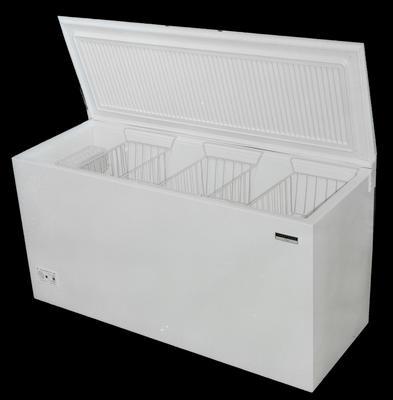 Film negative: McAlpine chest freezer