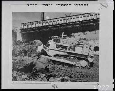 Film negative: International Harvester Company: TD15 B