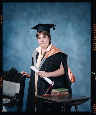 Negative: Alison Spencer Graduate