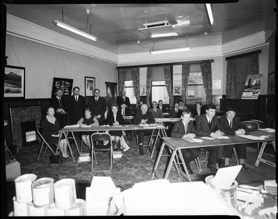 Film negative: Taubmans Paints, sales school