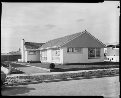 Film negative: McAlpine refrigeration, new house