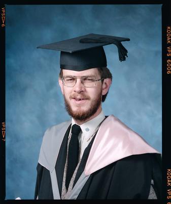 Negative: Mr B. M. Johnstone Graduate
