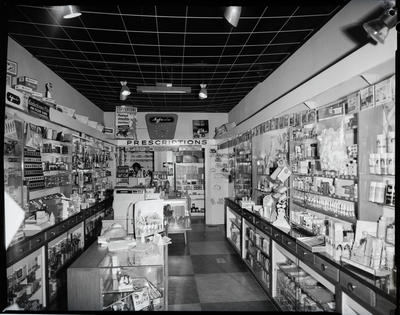 Film negative: Smith and Nephew New Zealand Limited, Hannafins shop display