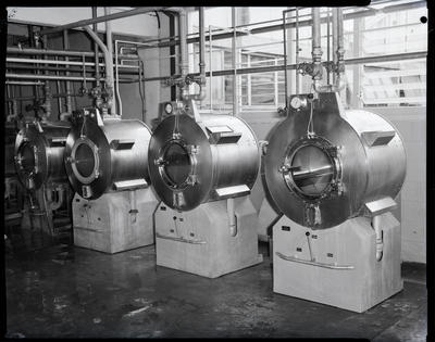 Film negative: H A Leech Limited, washing machines