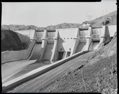 Film negative: International Harvester Company: Benmore Dam