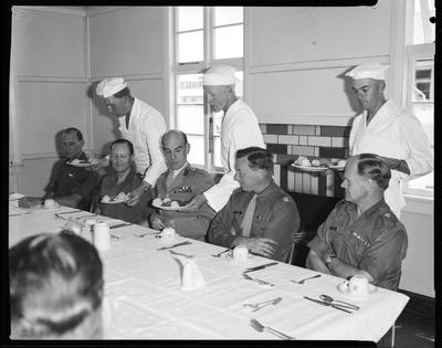 Film negative: Burnham trainee cooks
