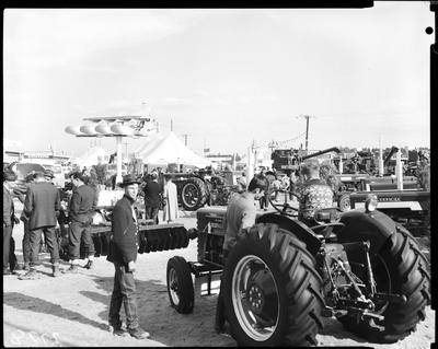 Film negative: International Harvester Company: final day of World Ploughing Championship