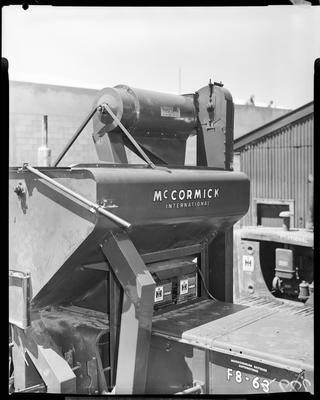 Film negative: International Harvester Company: F8 63 screen