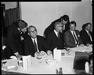 Film negative: MLC Dinner