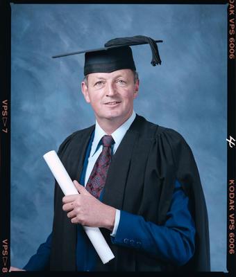 Negative: Mr F. D. Thomas Graduate