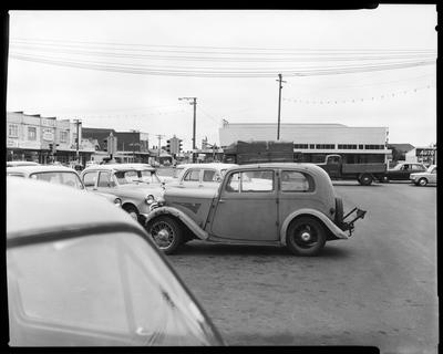 Film negative: Cars in use in 1969, due to import restrictions