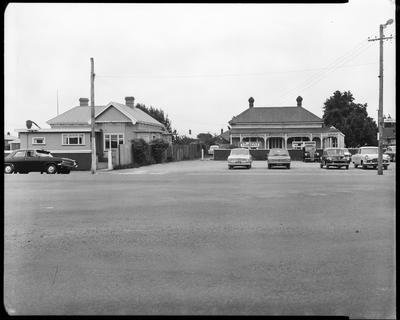 Film negative: Linwood Avenue property - Glenvale Vines Limited