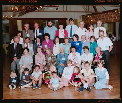 Negative: Stace Family Reunion