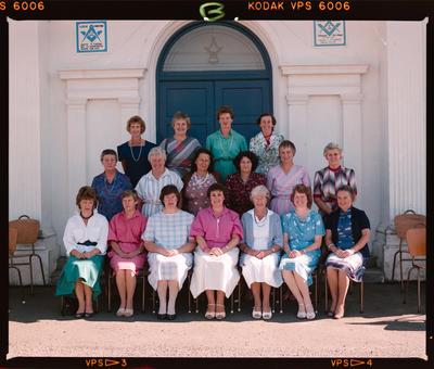 Negative: Concord Lodge Women
