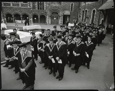 Film negative: Capping Day