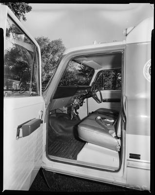 Film negative: International Harvester Company: American Ambulance