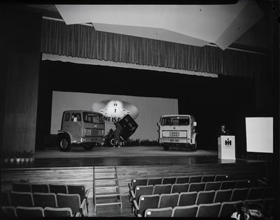 Film negative: International Harvester Company: sales convention