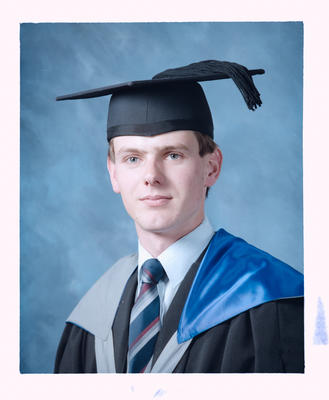 Negative: Mr Monks Graduate