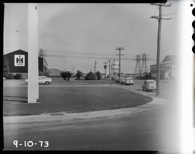 Film negative: International Harvester Company: Blenheim Road property