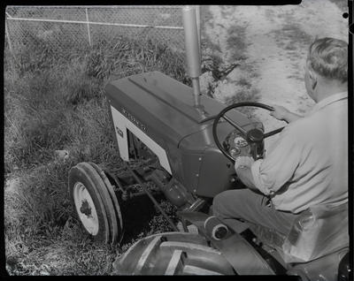 Film negative: International Harvester Company: 434 tractor
