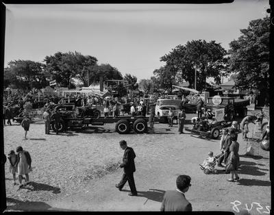 Film negative: International Harvester Company: show