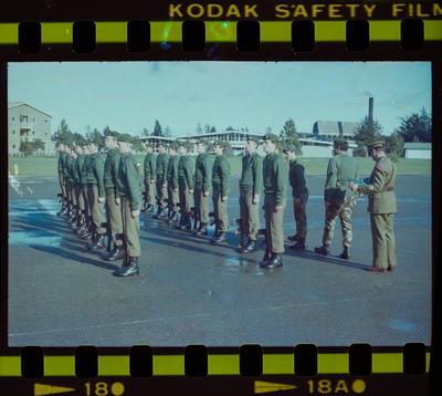 Negative: Burnham Camp Soldiers