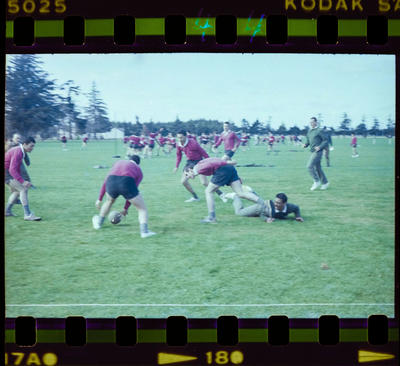 Negative: Burnham Camp Soldiers Rugby Game