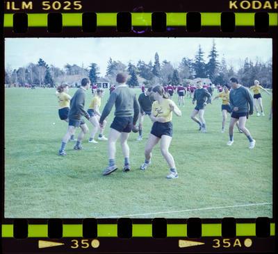 Negative: Burnham Camp Mixed Soccer Game