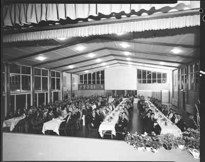 Film negative: St Columba, 50th Jubilee groups