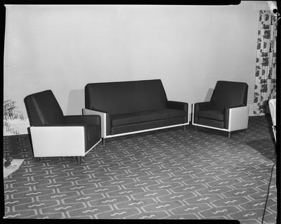 Film negative: R J Harris Limited, Furniture