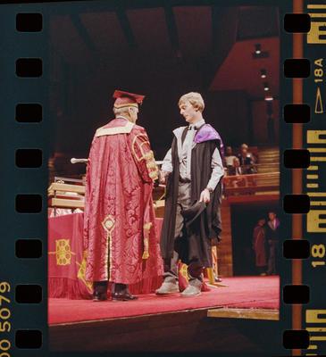 Negative: UC School of Engineering Graduation