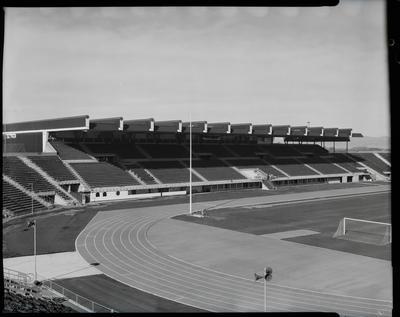 Film negative: View of Queen Elizabeth II park