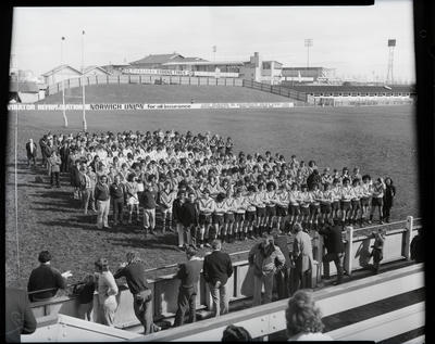Film negative: League Schools, Boys Under 15 Tournament, all teams