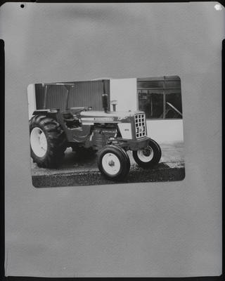 Film negative: International Harvester Company: 674 tractor
