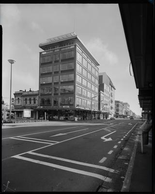 Film negative: MLC building