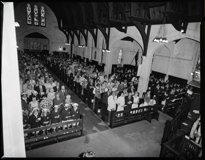 Film negative: St George's Hospital, Jubilee