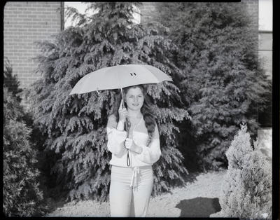 Film negative: International Harvester Company: umbrella