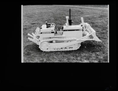 Film negative: International Harvester Company: crawler tractor from slide