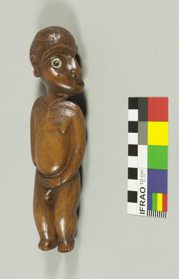 Carving: Male Figure