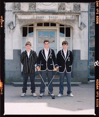 Negative: Christ's College Jacob's House Golf Team 1986