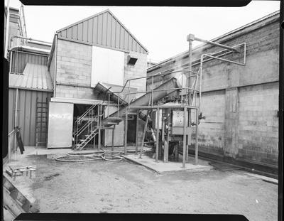 Film negative: Atlas Copco Limited, Waitaki, NZR