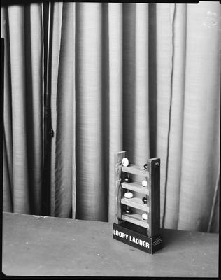 """Film negative: Whitcoulls, """"Loopy Ladder"""" toy"""