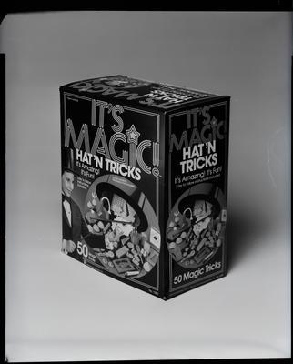 "Film negative: Whitcoulls, ""It's Magic"" set"