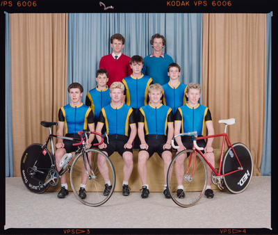 Negative: CBHS Cycle Team 1988