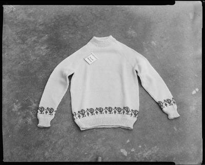 Film negative: Rapaki Knitting, jersey design 1