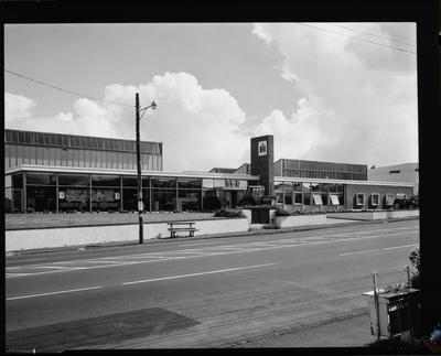 Film negative: International Harvester Company: buildings