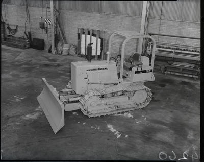 Film negative: International Harvester Company: FD8E tractor
