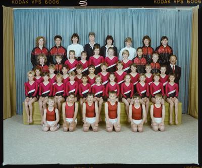 Negative: Canterbury Junior Gymnastics 1988