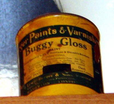 Paint: Buggy Gloss
