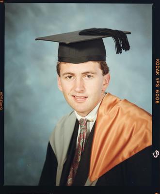 Negative: Stewart Preston Graduate